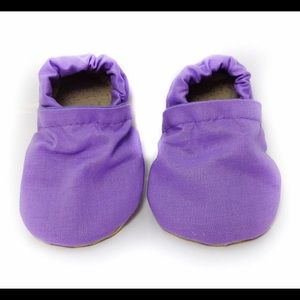 Other - Purple baby moccasins